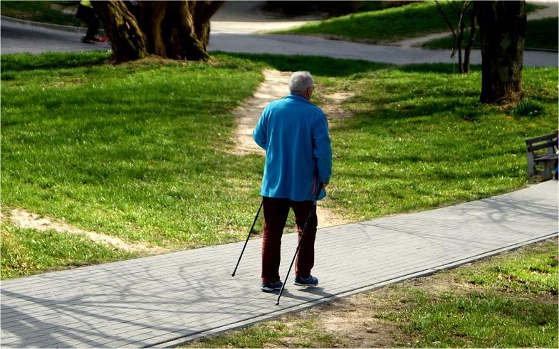 Ciudades amigables con los mayores.
