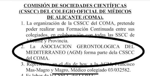 Comisión sociedades científicas