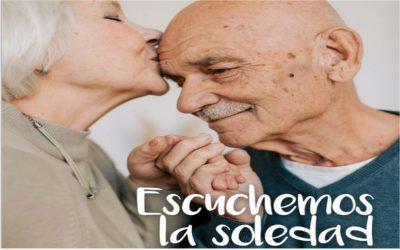 Presentación «Soledad y aislamiento social: repercusiones sobre la salud de las personas mayores»