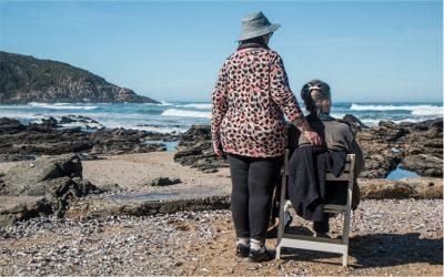 Fragilidad y dependencia en personas mayores.